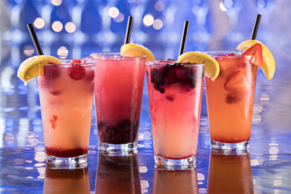 dockside menu fruity drinks